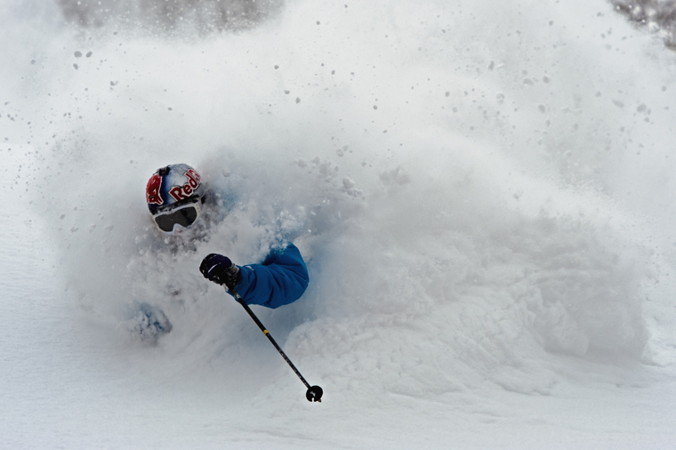 Experience powder like this for less than £1000 |Mattias Fredriksson/Red Bull Content Pool