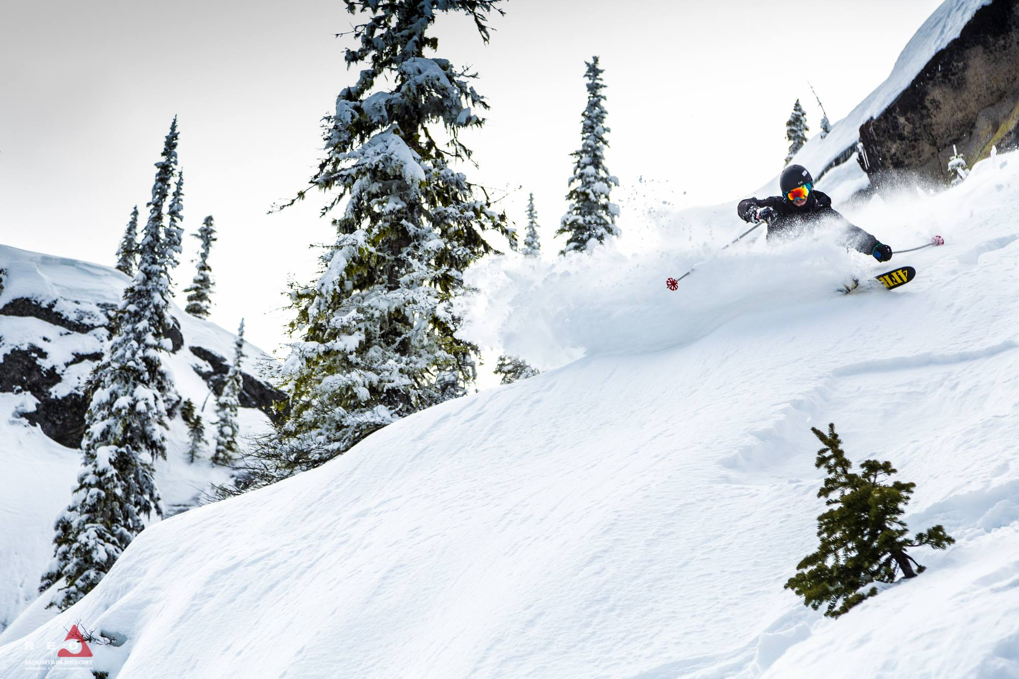 What price would you put on a powder slash?