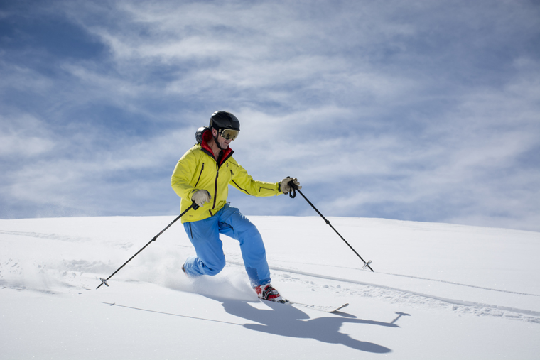 Telemarking just needs the right approach! | Penny Kendall