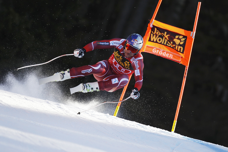 Norway's finest, Aksel Lund Svindal is one of the stars to watch at the World Championships next February | Studio Bezard