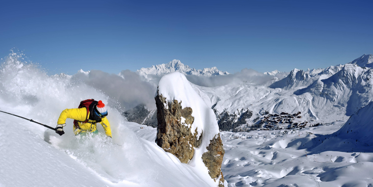 La Plagne: A surprising powder paradise | La Plagne/P.Royer