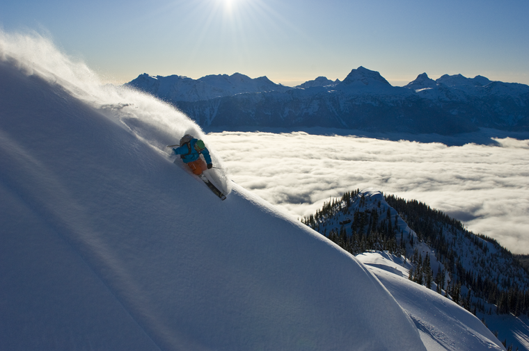 Revelstoke, home of epic lift-served backcountry | Eric Berger