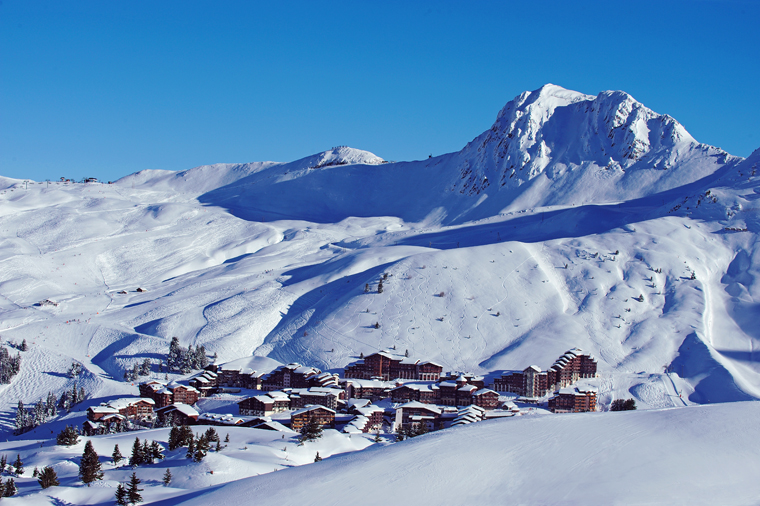 La Plagne. The family resort with a powdery secret | Royer