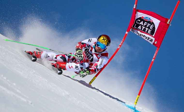 World Cup-winning Marcel in action | GEPA pictures/ Christian Walgram