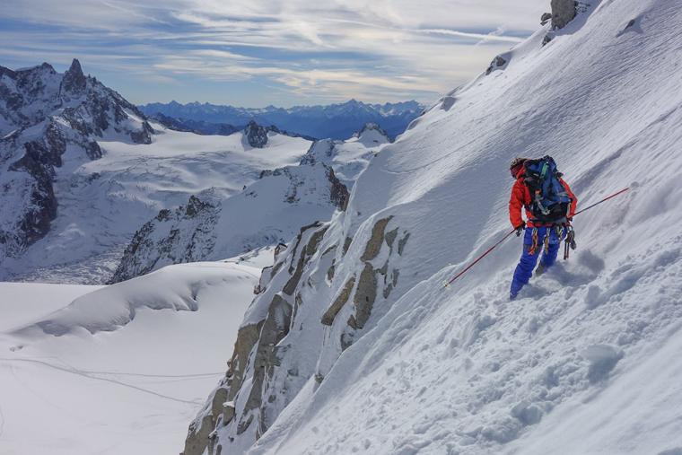 Feed your craving for the wilds in 2017 with a Chamonix backcountry course | Tom Coney