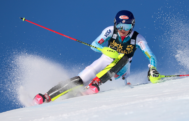 Mikaela Shiffrins a graduate of the Burke Mountain Academy in Vermont | COURTESY OF HEAD