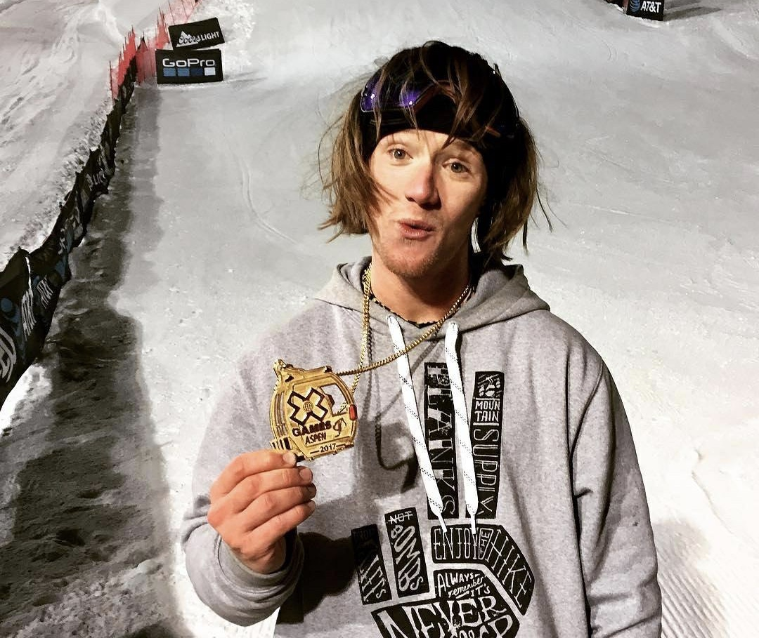 Woodsy wins Big Air gold in the X Games at Aspen