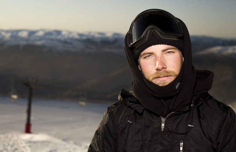 Wanaka local Jossi has been skiing Cardrona since he was a nipper