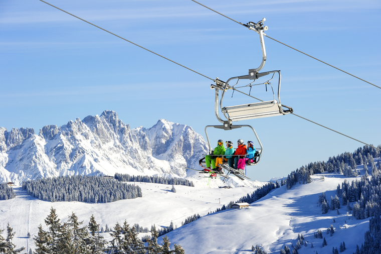 Austria's SkiWelt,  €200 for six days |  griassdi.com