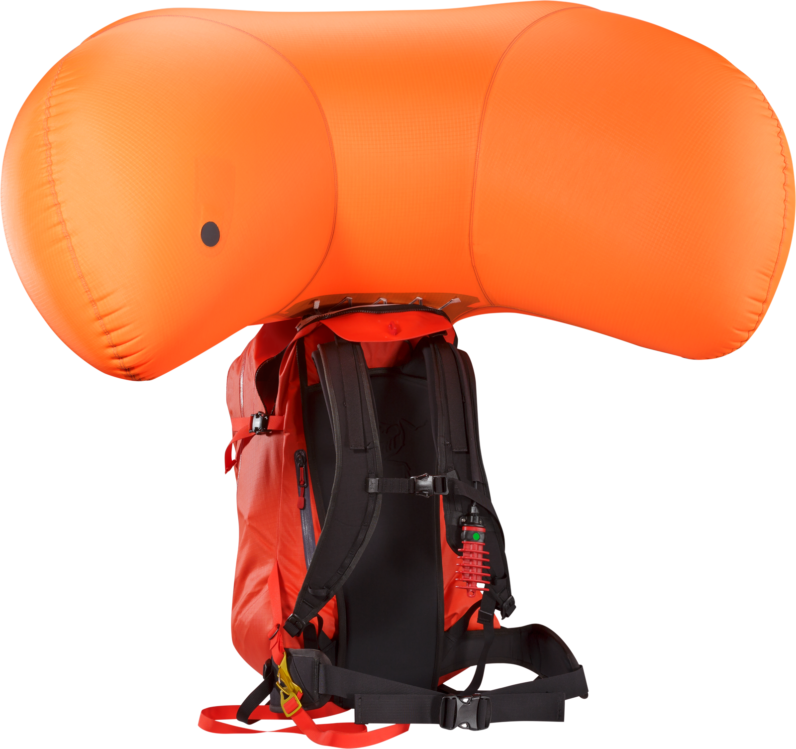 Arcteryx Voltair inflated